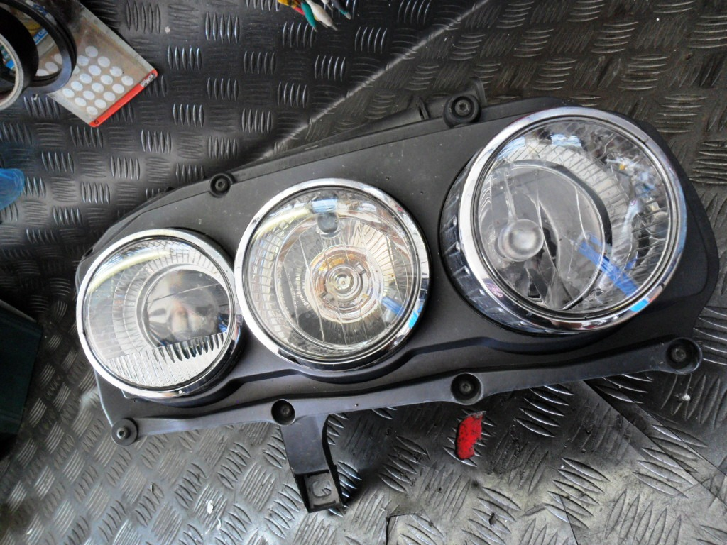 Angel Eyes per Alfa 159 con immagini passo passo